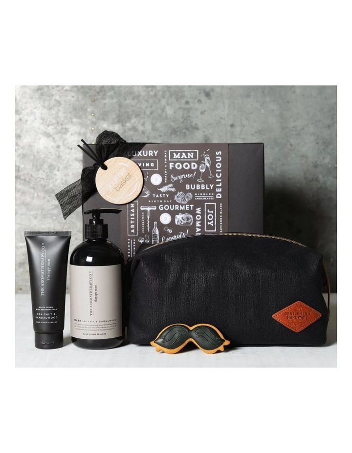 Father's Day Therapy Man Retreat Hamper image 1