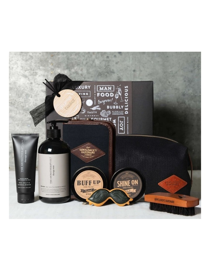 Father's Day Well Groomed Men's Hamper image 1