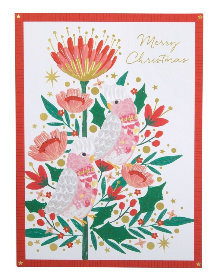 Christmas, Charity, The Smith Family, Galahs, Boxed cards image 2