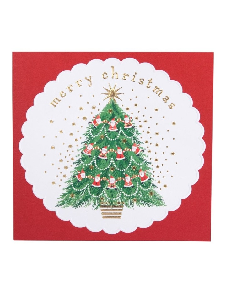 Beyond Blue Charity Christmas Boxed Cards, Merry Santa's - 10 Pack image 2