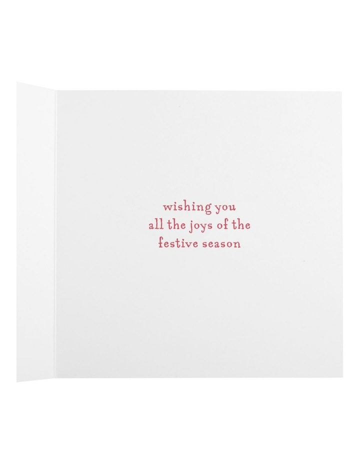 Beyond Blue Charity Christmas Boxed Cards, Merry Santa's - 10 Pack image 3