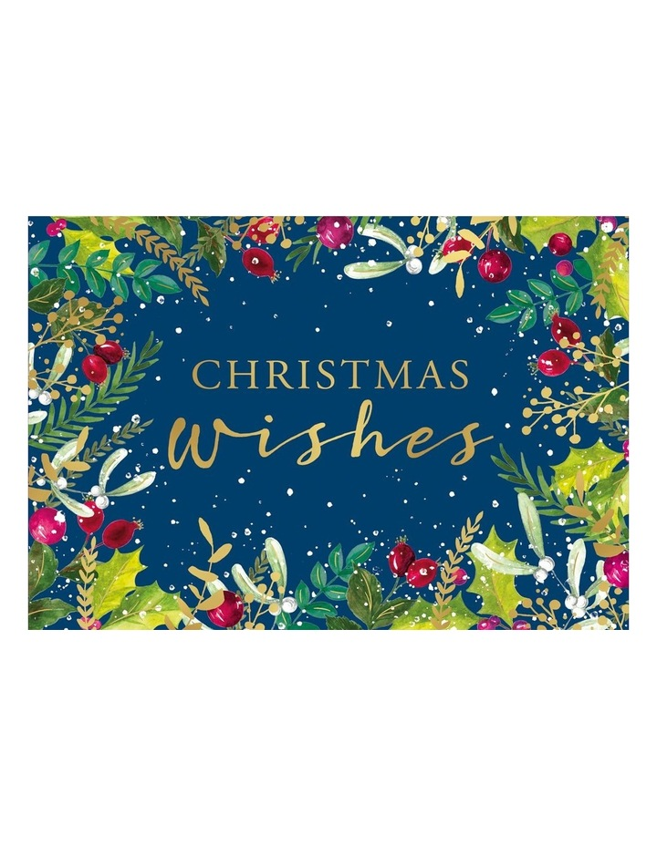 Simson Charity Christmas Cards Christmas Foliage Myer