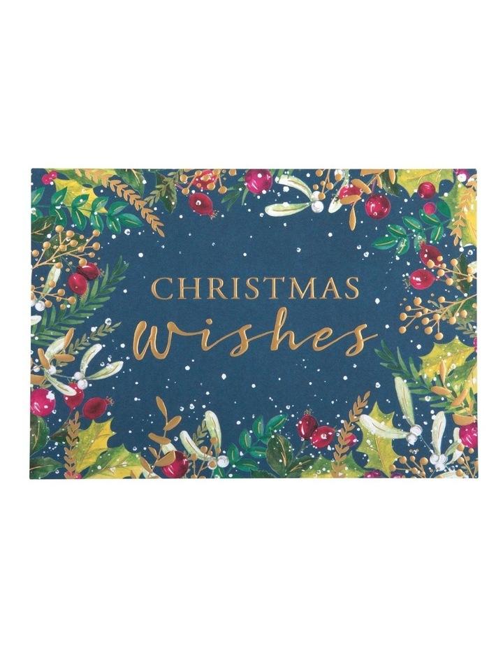 Charity Christmas Cards - Christmas Foliage image 2