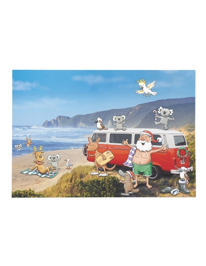 Galbraith Australiana Scenic Boxed Christmas Cards, Multiple Designs - 12 Pack image 2