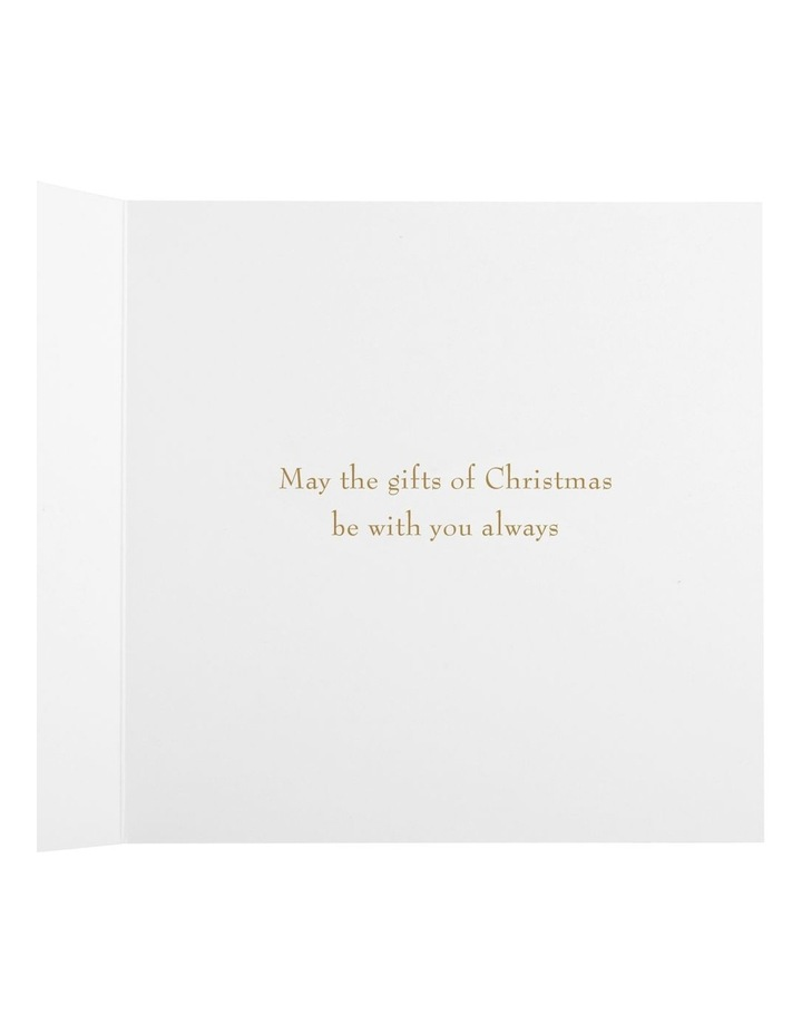 Ovarian Cancer Research Foundation Charity Christmas Boxed Cards, Mary & Joseph - 10 Pack image 3