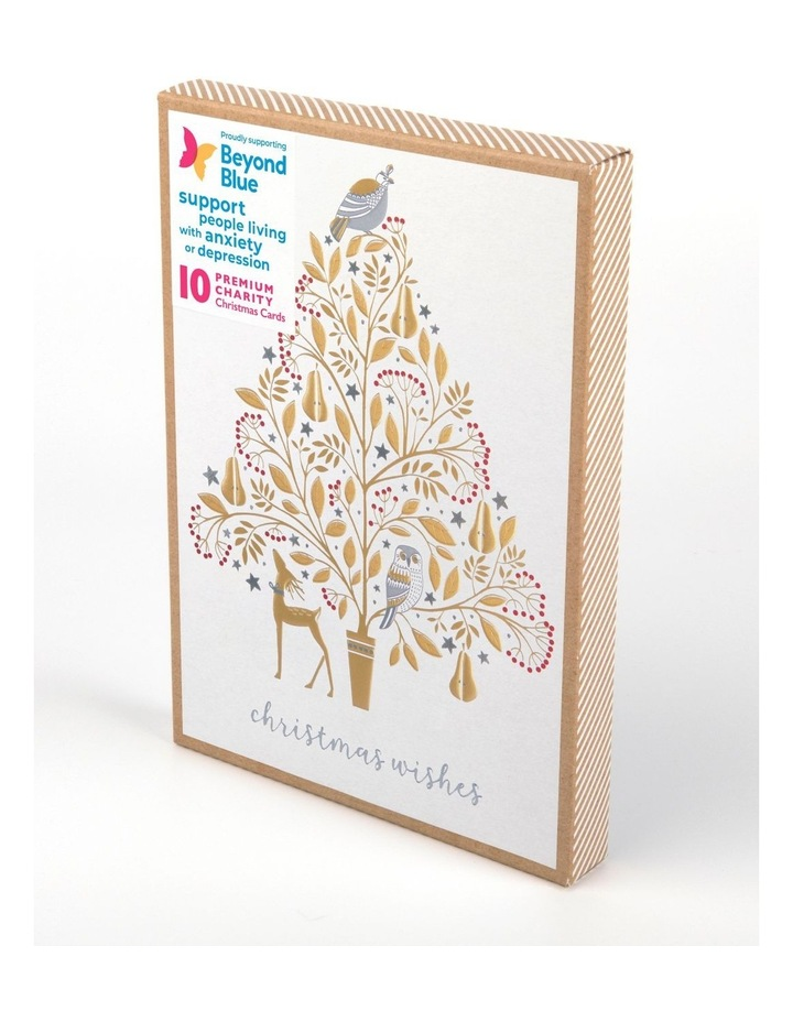 Charity Christmas Cards - Pear Tree image 1