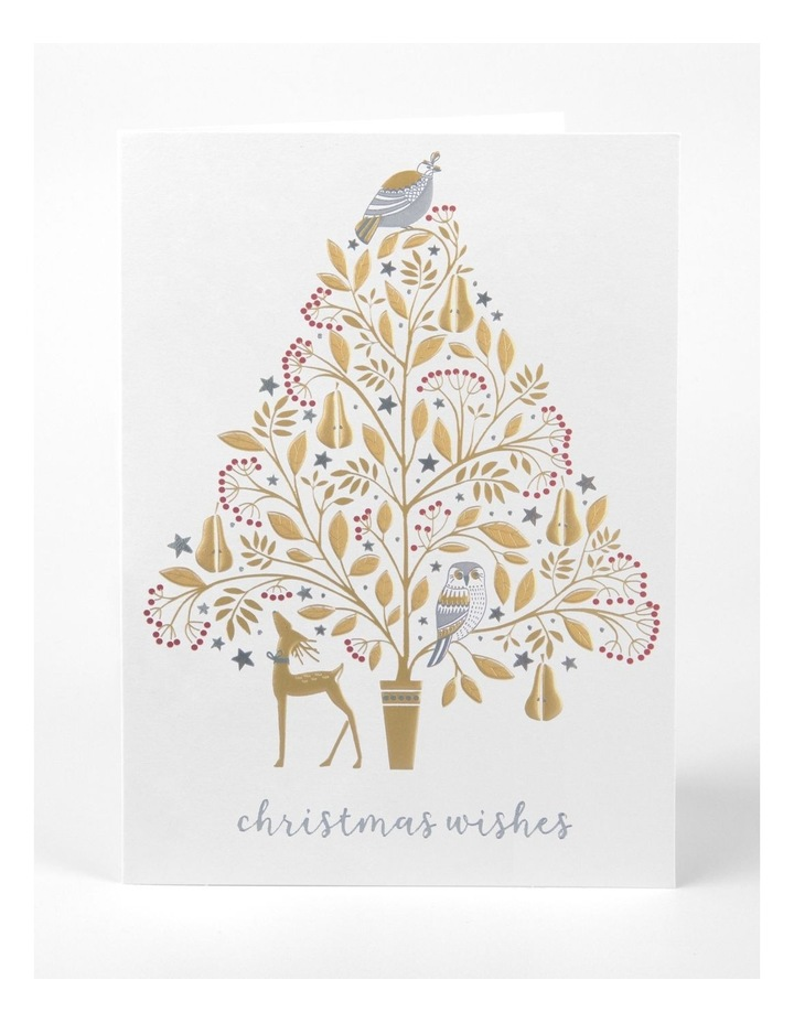 Charity Christmas Cards - Pear Tree image 2