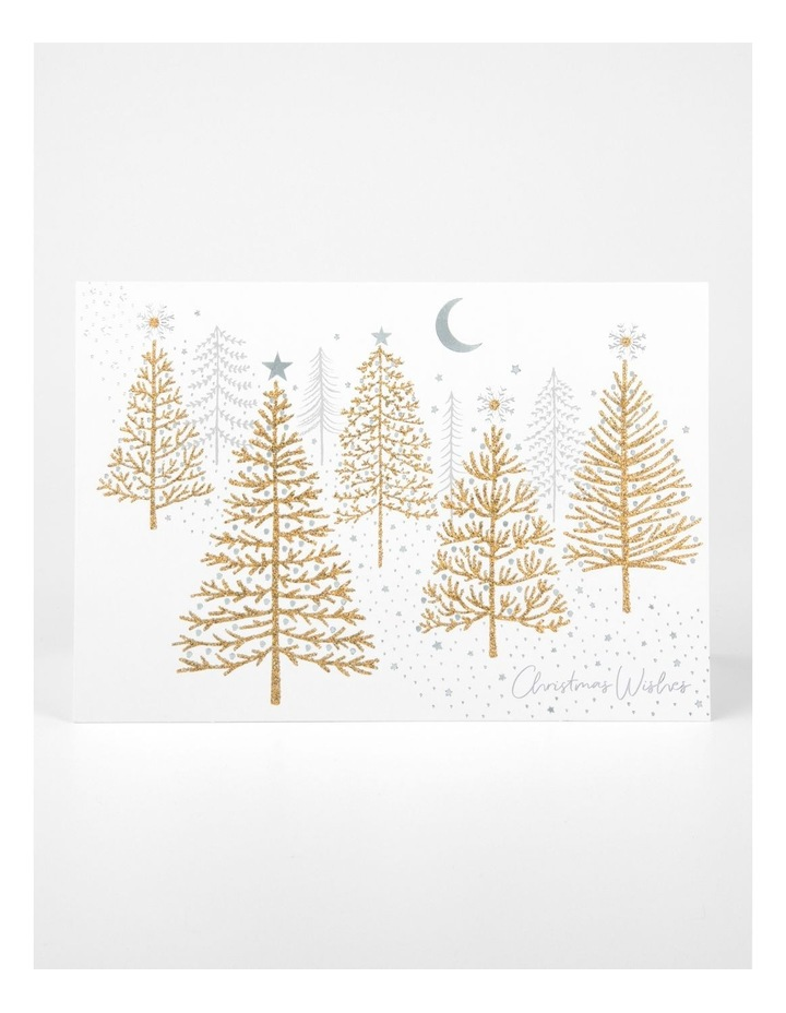 Charity Christmas Cards - Sparkle Forest image 2