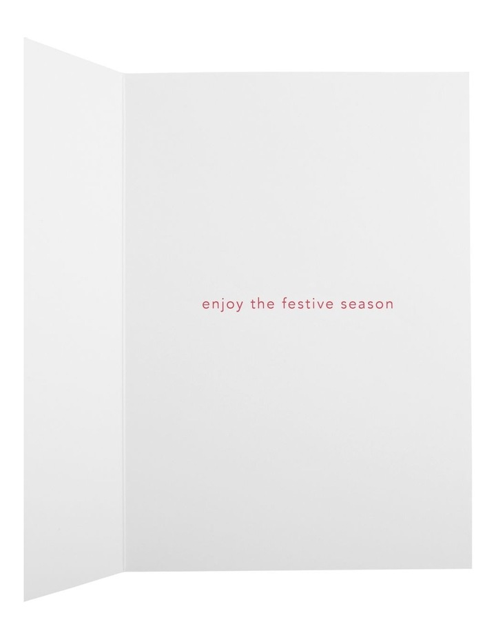 Christmas, Charity, Prostate Cancer Foundation of Australia, Holly Christmas tree, Boxed cards image 3
