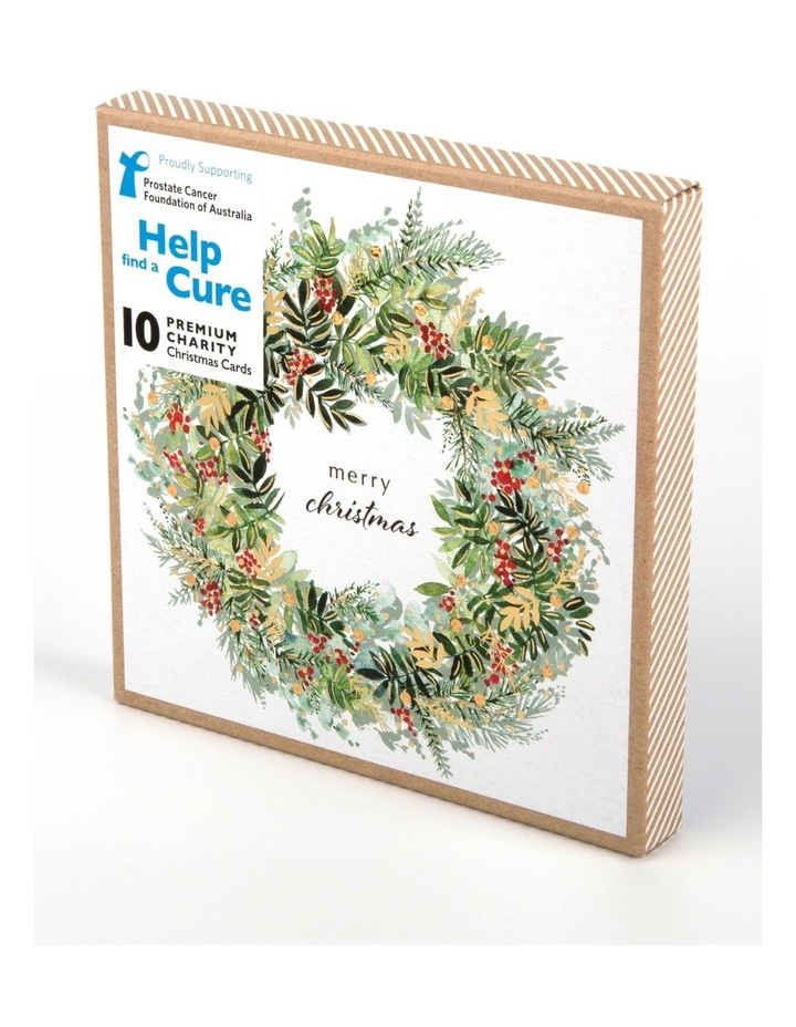 Charity Christmas Cards - Pretty Foliage image 1