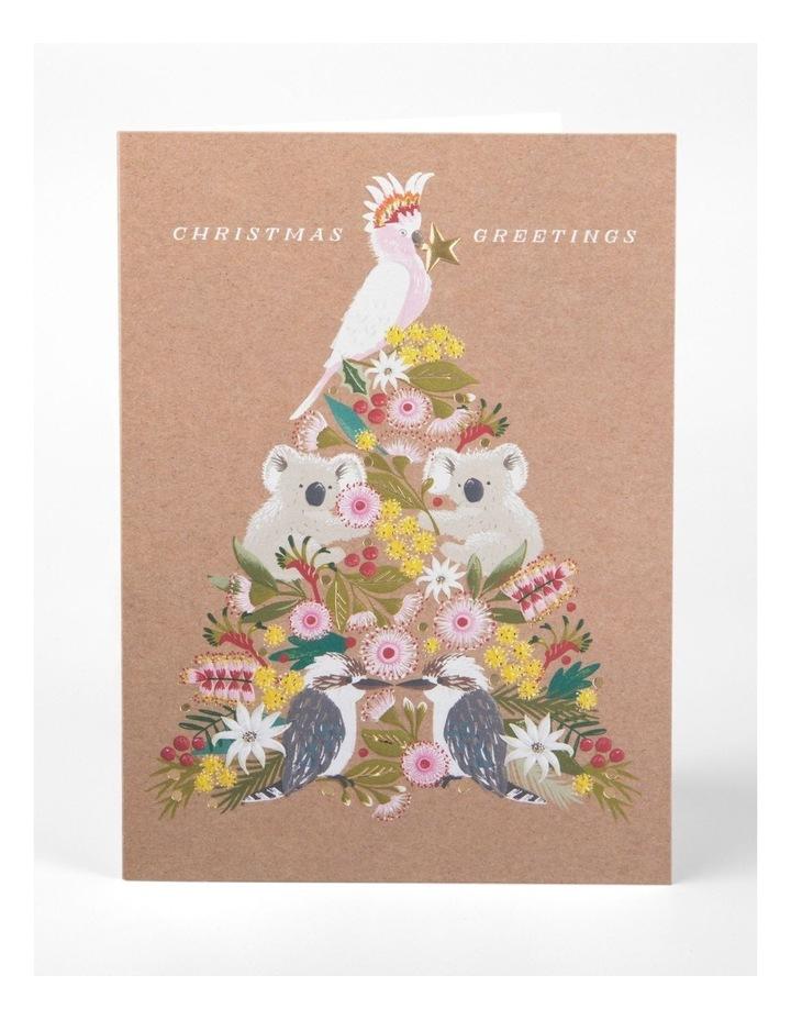 Charity Christmas Cards - Bush Animals image 2
