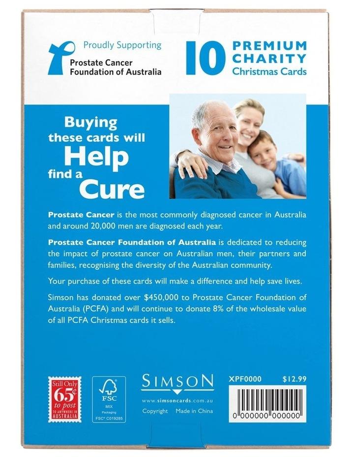 Christmas, Charity, Prostate Cancer Foundation of Australia, Indigo manger, Boxed cards image 5