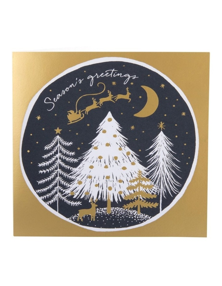 Christmas, Charity, Prostate Cancer Foundation of Australia, Midnight sky, Boxed cards image 2