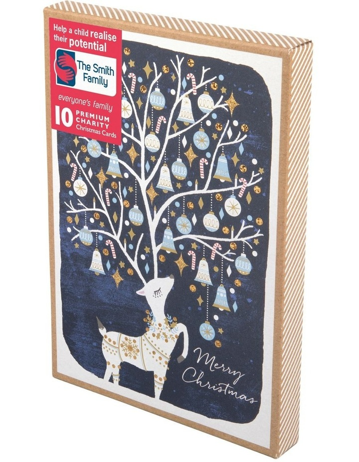 Christmas, Charity, The Smith Family, Night Antler, Boxed cards image 1