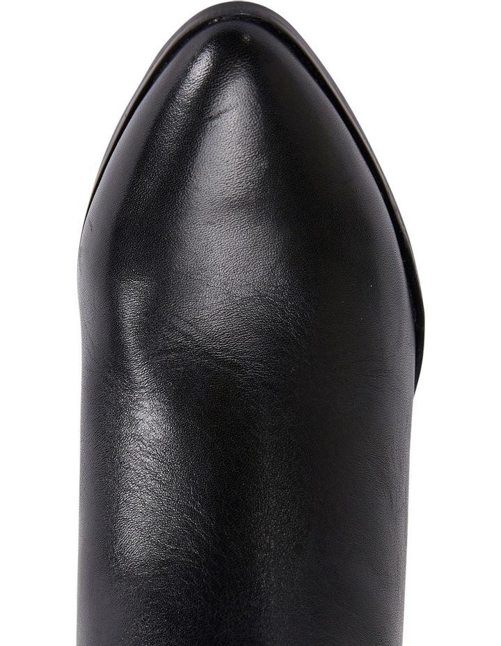 Moscow Black Hi-Shine Boot image 3