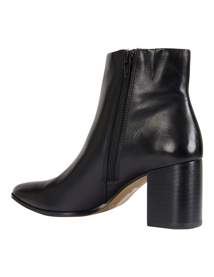 Moscow Black Hi-Shine Boot image 4