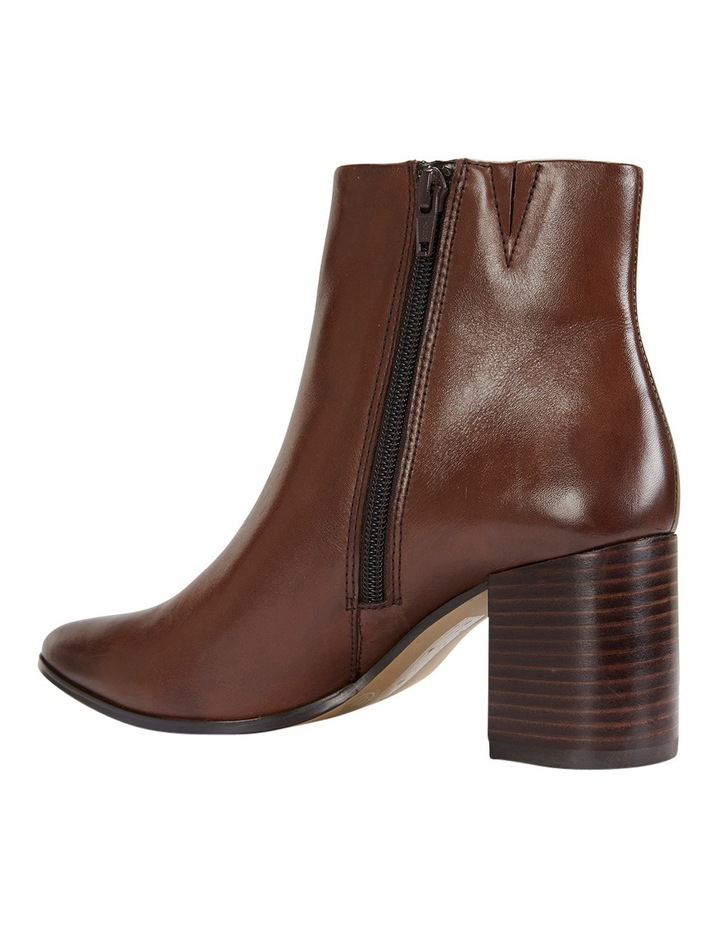 Moscow Brown Glove Boot image 4