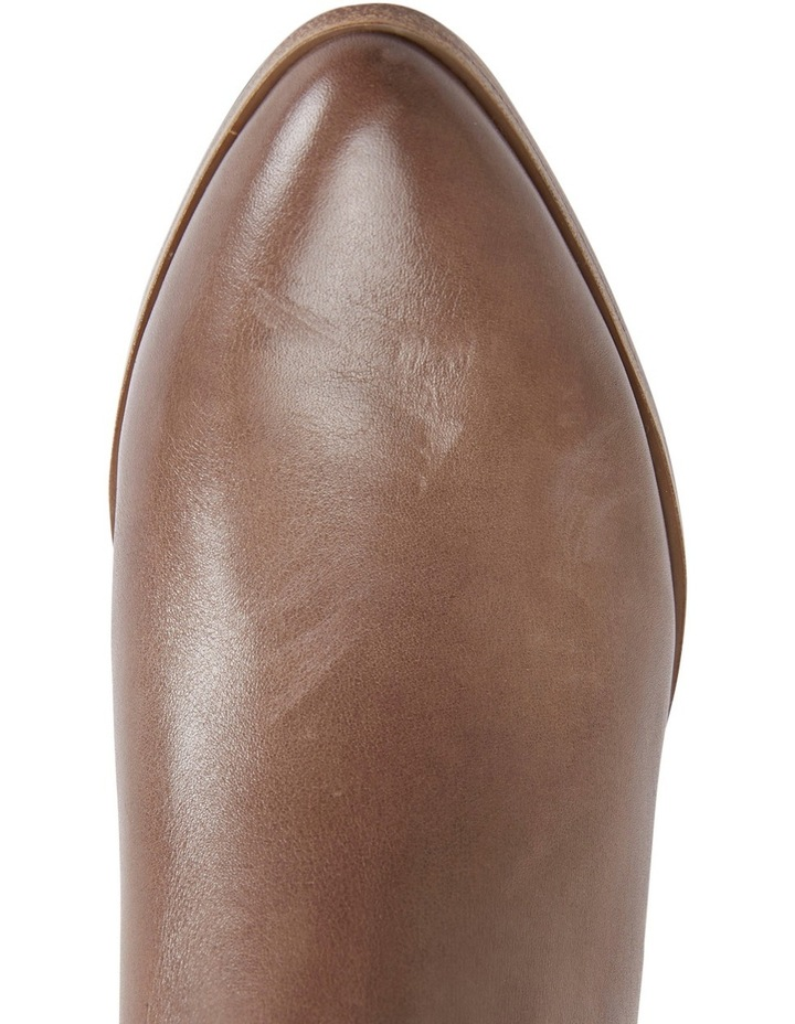 Moscow Taupe Glove Boot image 3