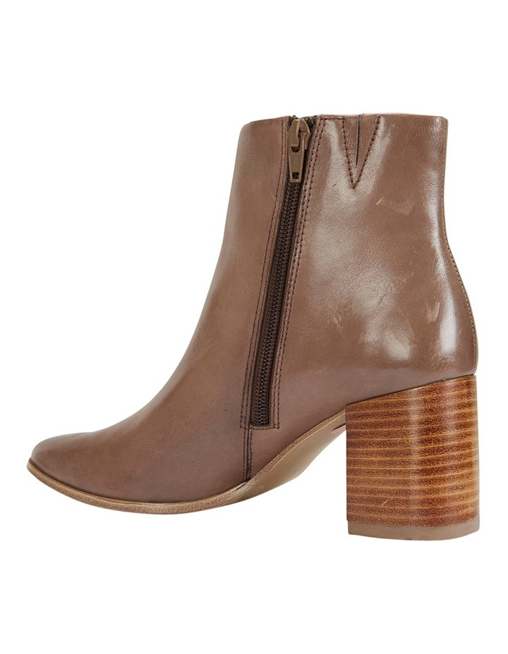 Moscow Taupe Glove Boot image 4