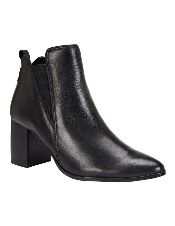 Morgan Black Hi-Shine Boot image 2