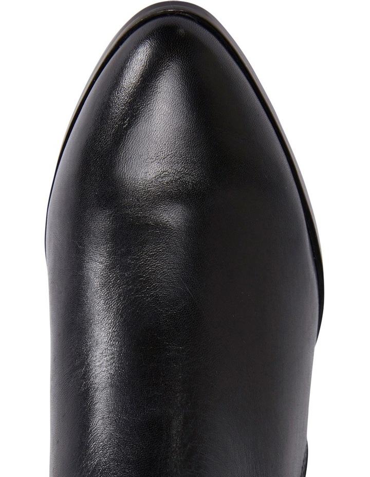 Morgan Black Hi-Shine Boot image 3