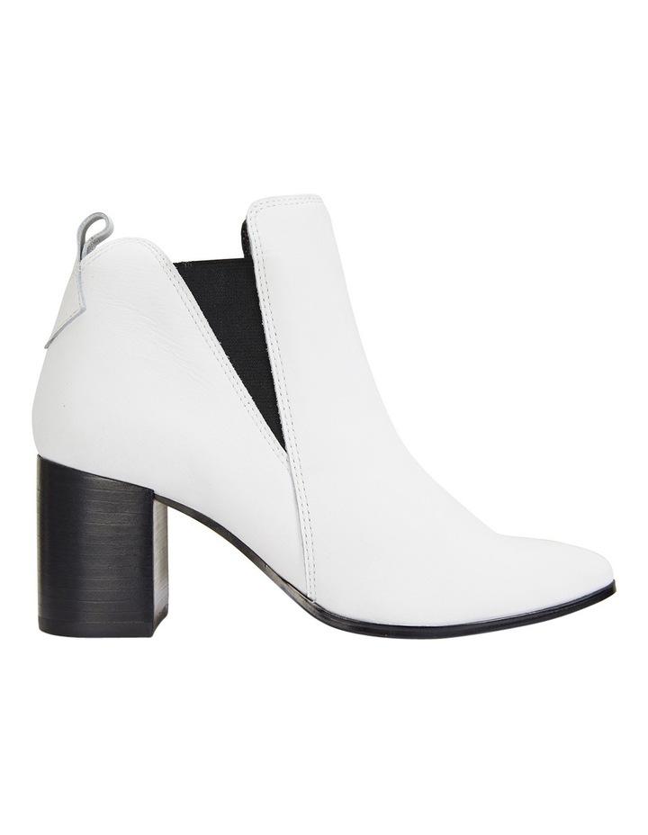 Morgan Winter White Glove Boot image 1