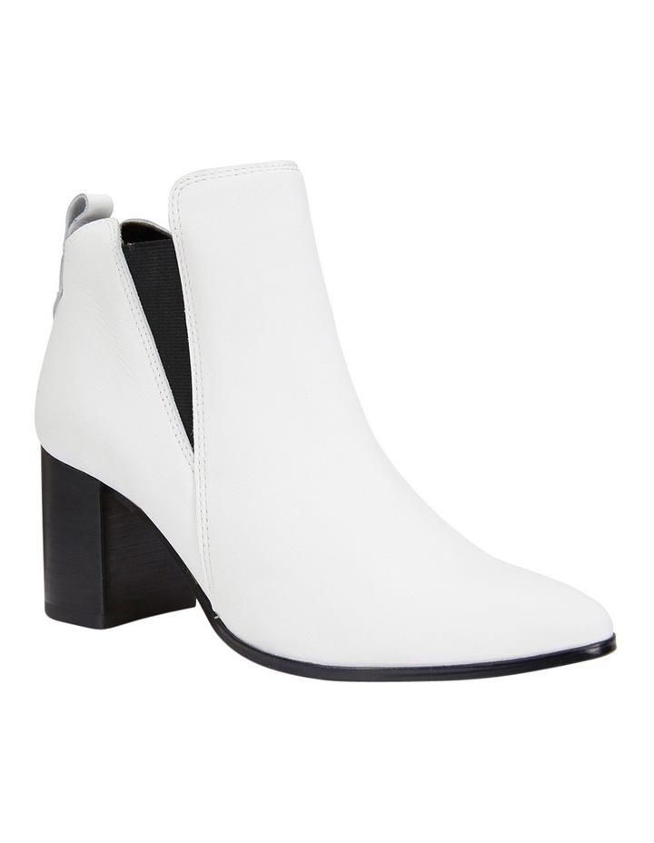 Morgan Winter White Glove Boot image 2