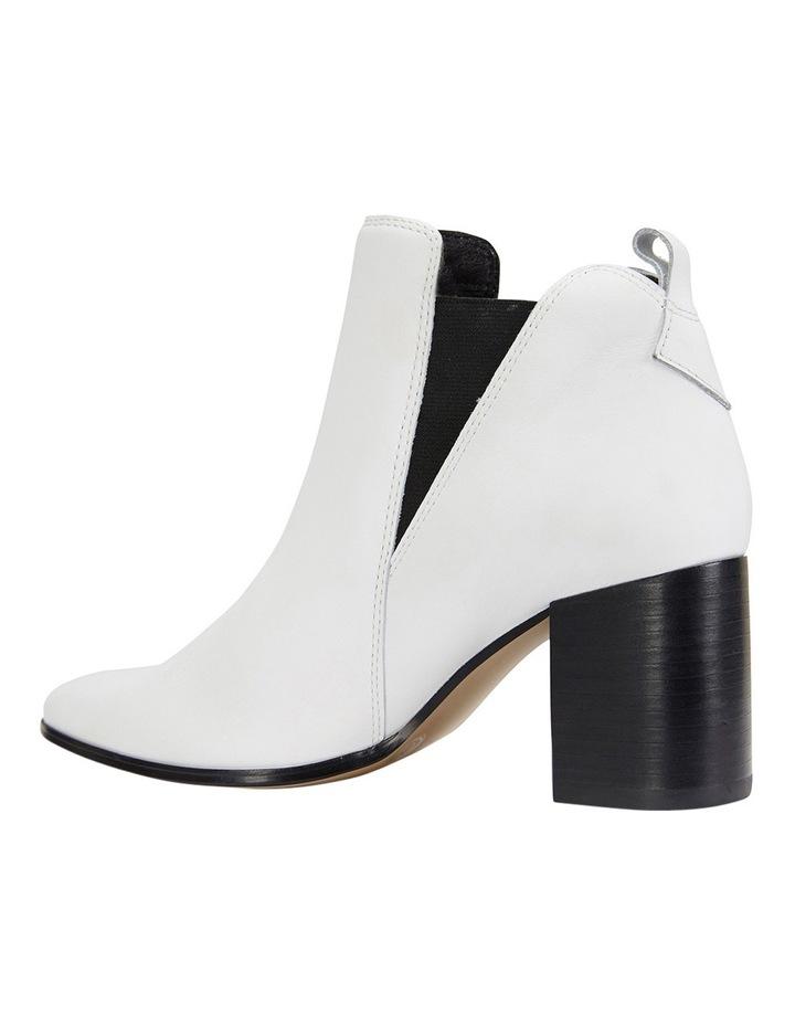 Morgan Winter White Glove Boot image 4