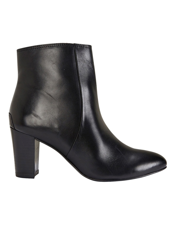 Kasey Black Hi-Shine Boot image 2