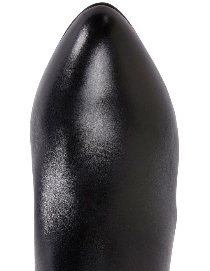 Kasey Black Hi-Shine Boot image 5