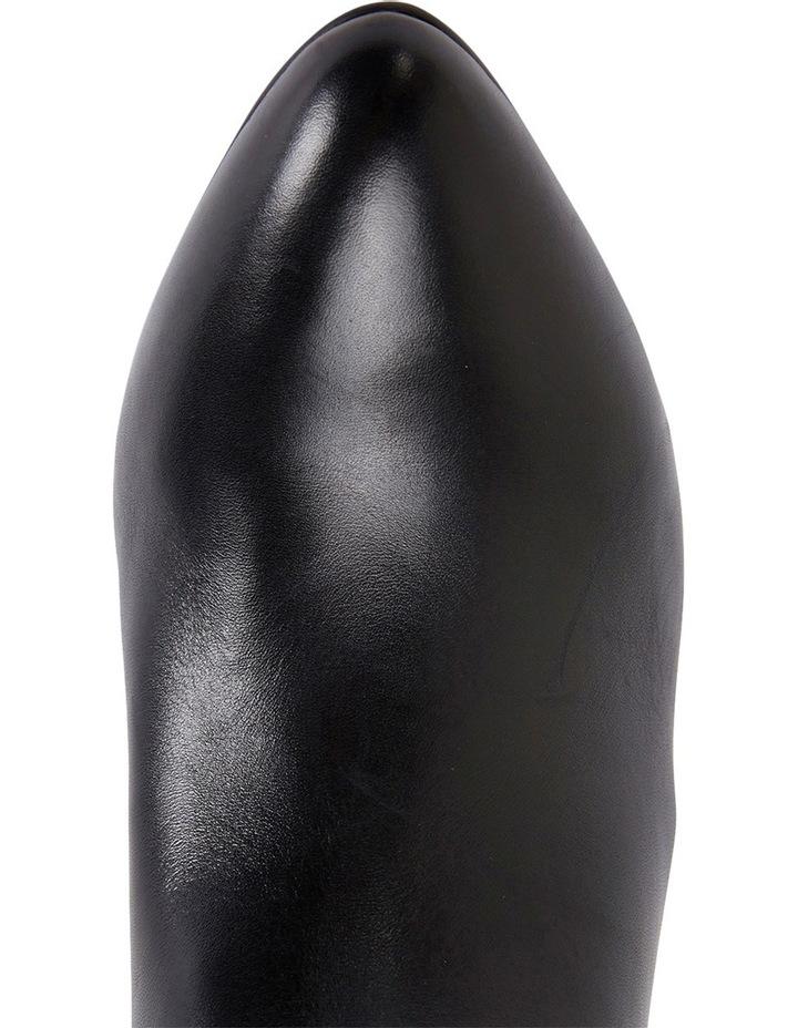 Kasey Black Hi-Shine Boot image 6