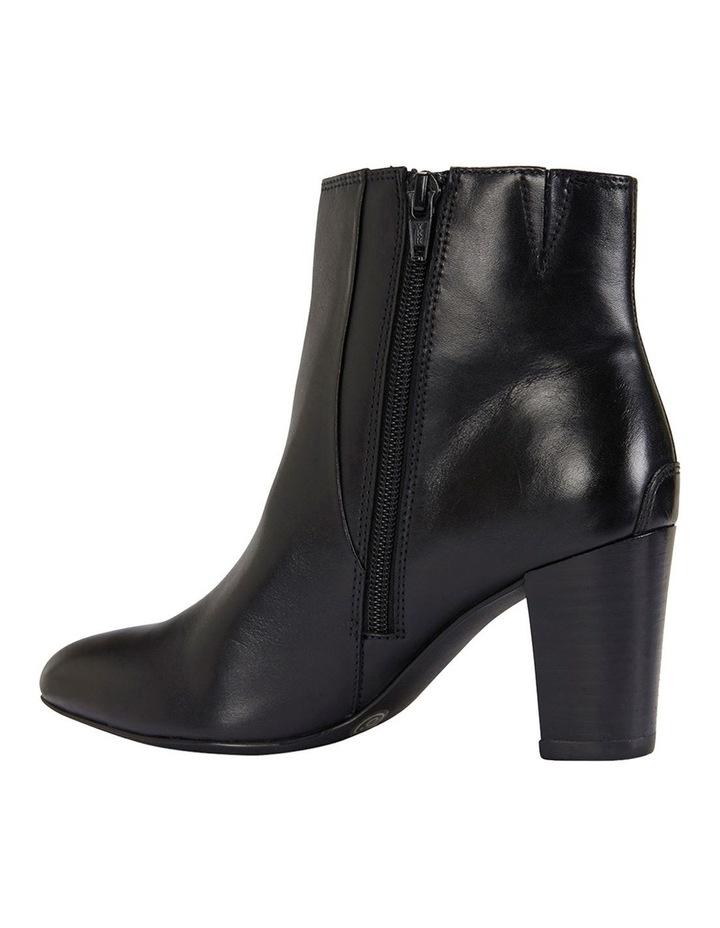 Kasey Black Hi-Shine Boot image 7