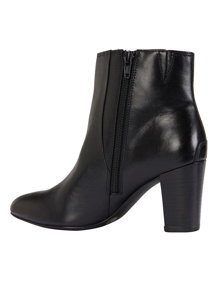 Kasey Black Hi-Shine Boot image 8
