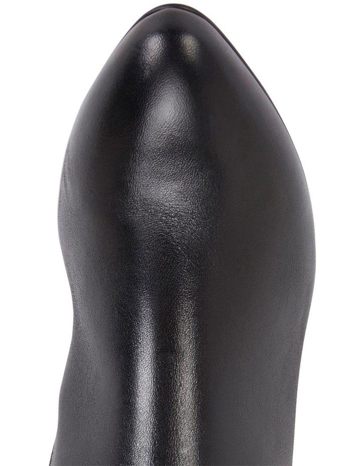 Knight Black Hi-Shine Boot image 5