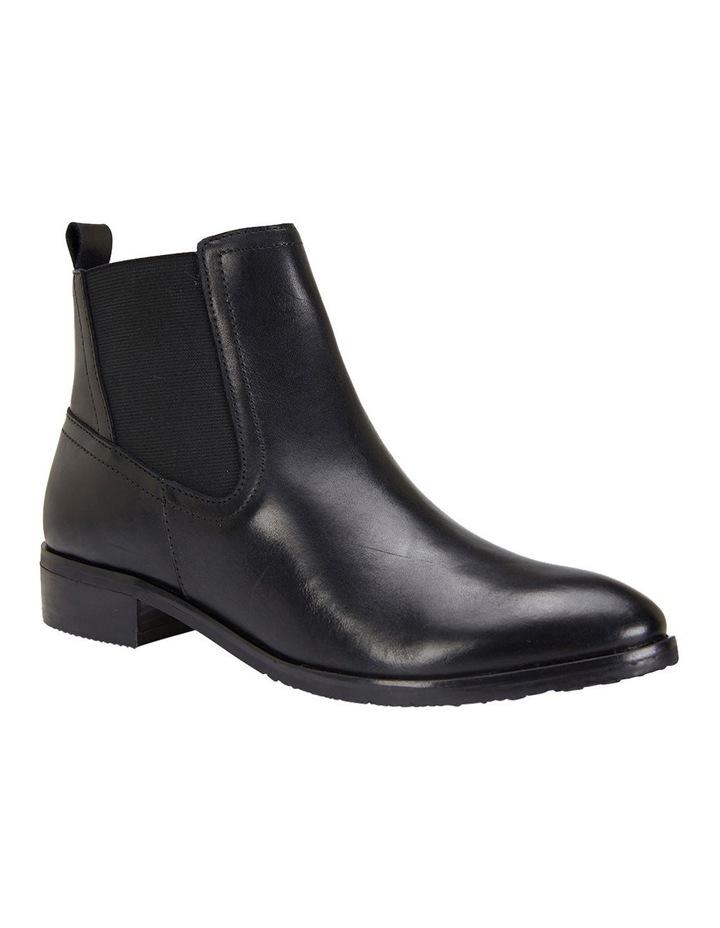 Leonard Black Glove Boot image 3