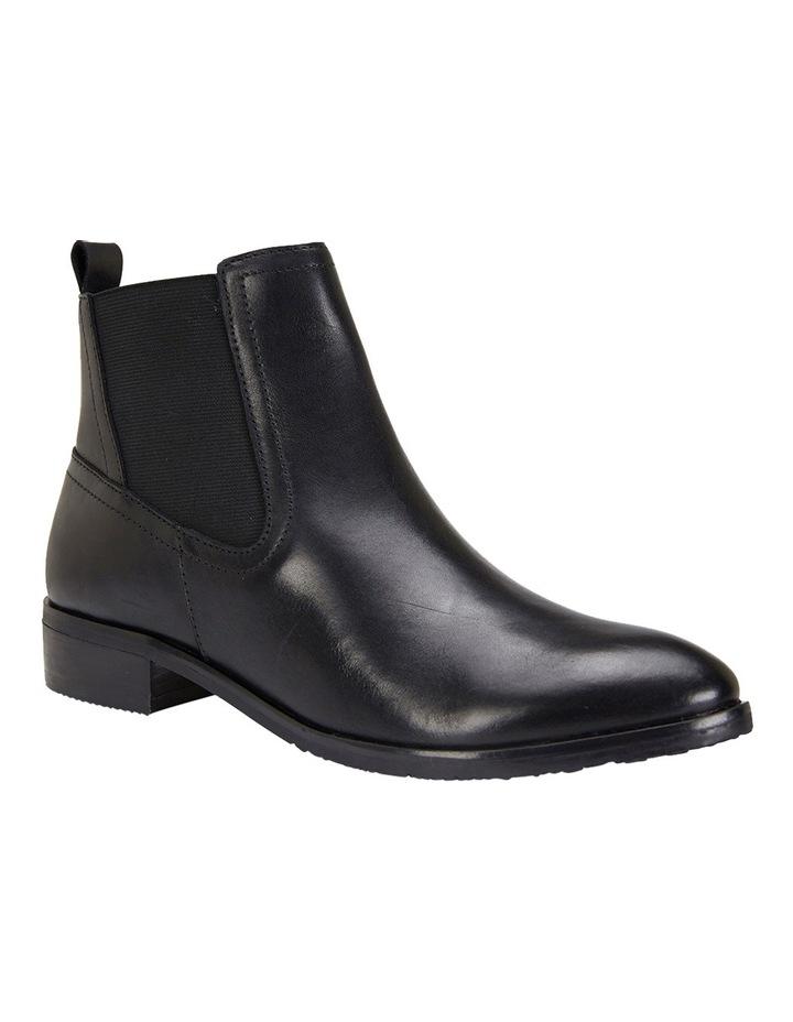 Leonard Black Glove Boot image 4