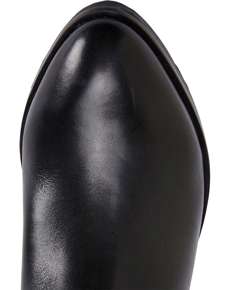 Leonard Black Glove Boot image 6