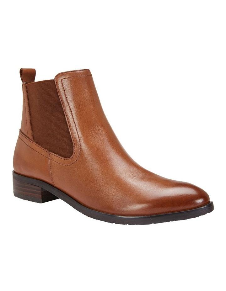 Leonard Cognac Glove Boot image 3