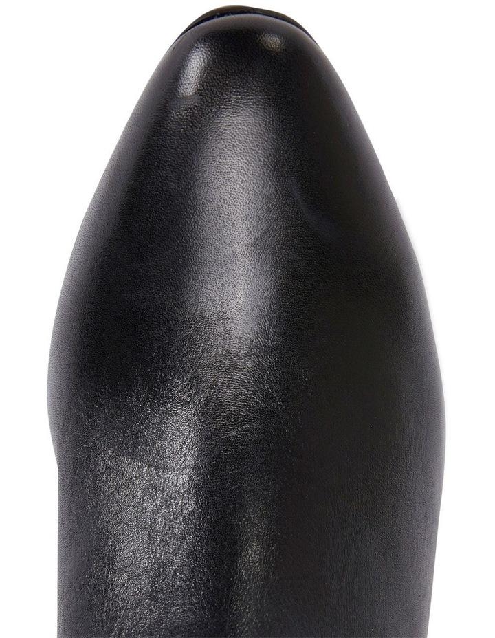 Belgium Black Hi-Shine Boot image 5
