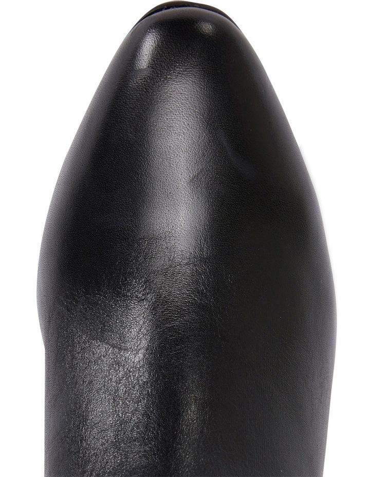 Belgium Black Hi-Shine Boot image 6