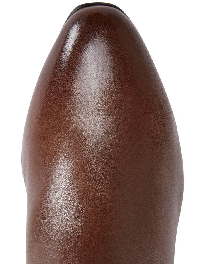 Belgium Brown Glove Boot image 5