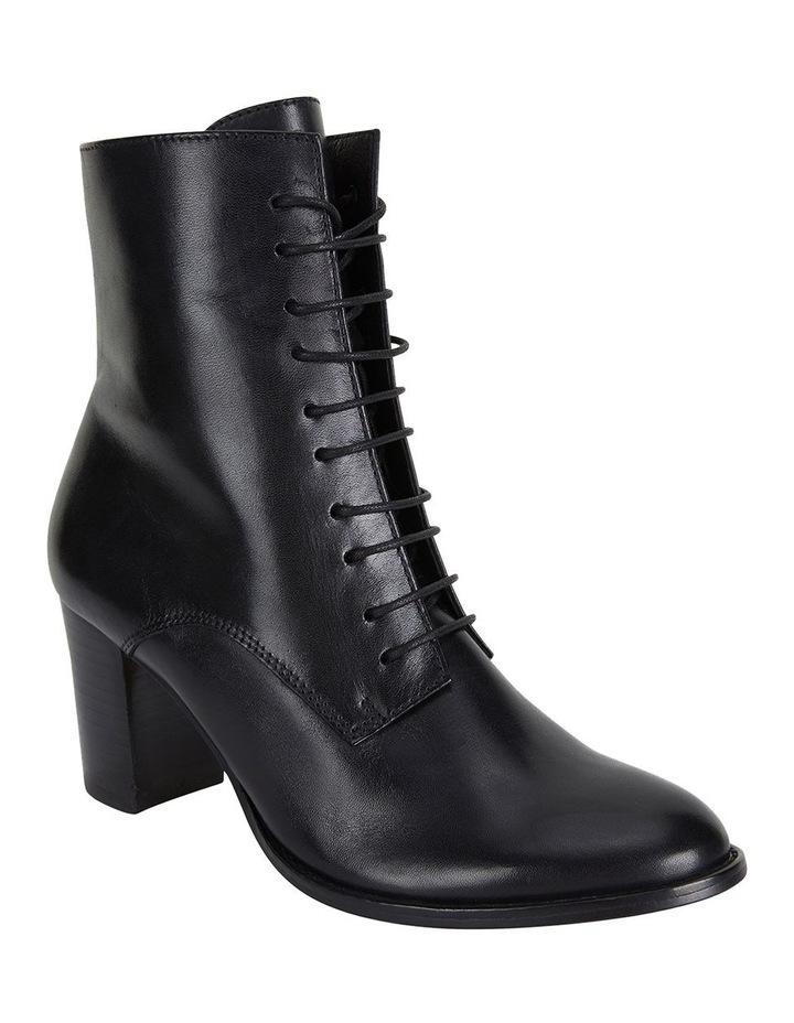 Jane Debster Token Black Hi-Shine Boot image 2