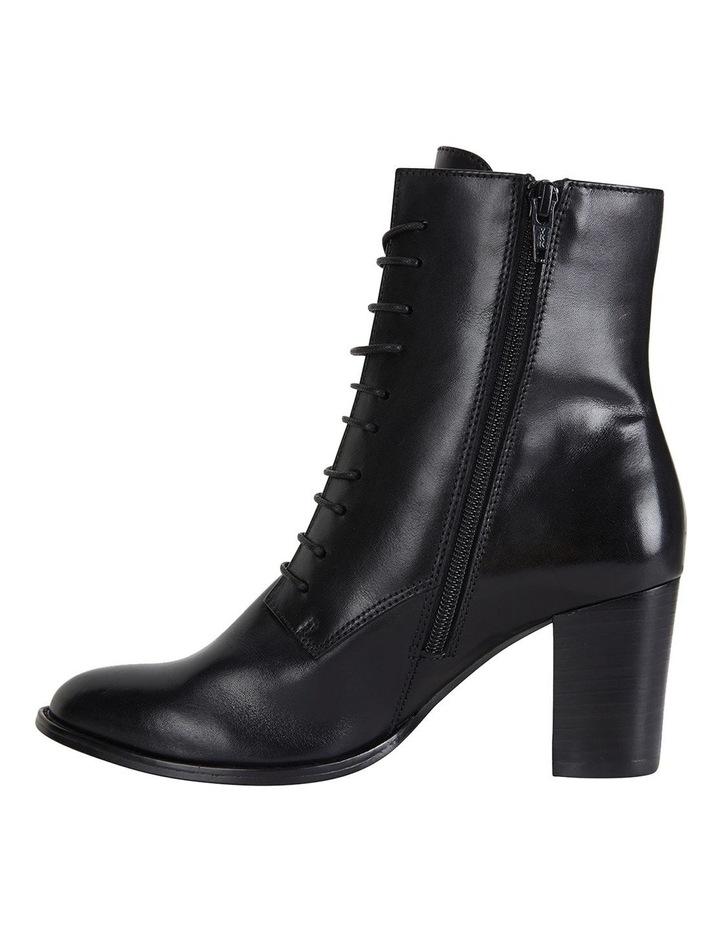Jane Debster Token Black Hi-Shine Boot image 3