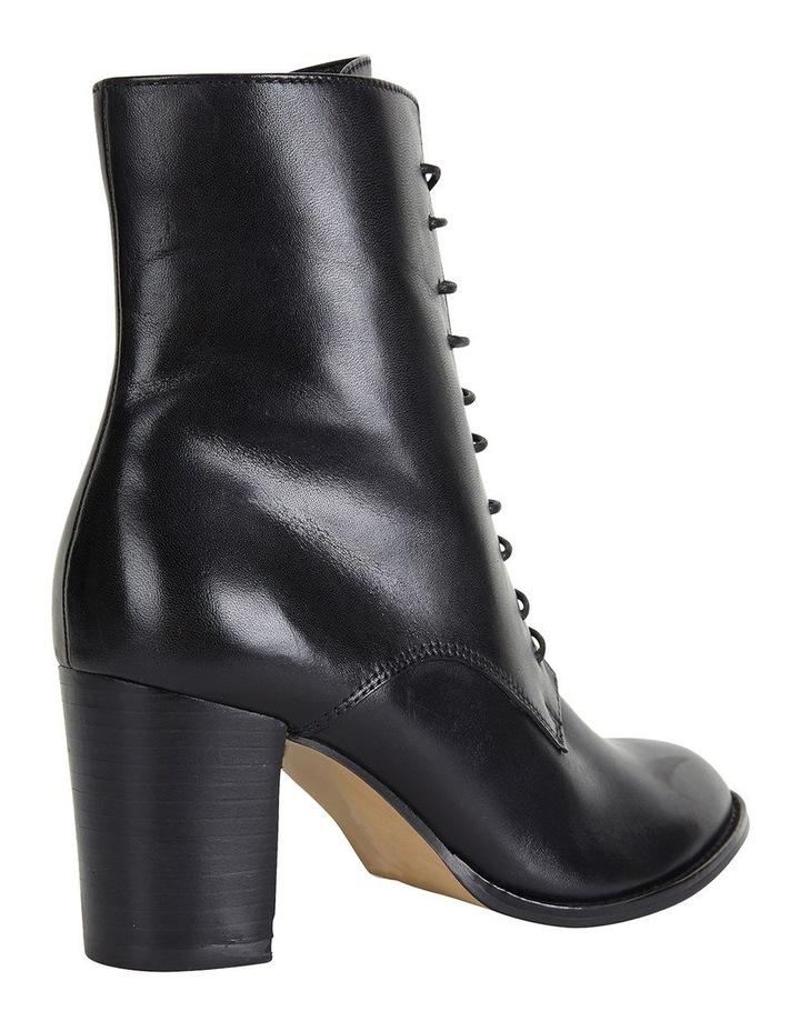 Jane Debster Token Black Hi-Shine Boot image 4