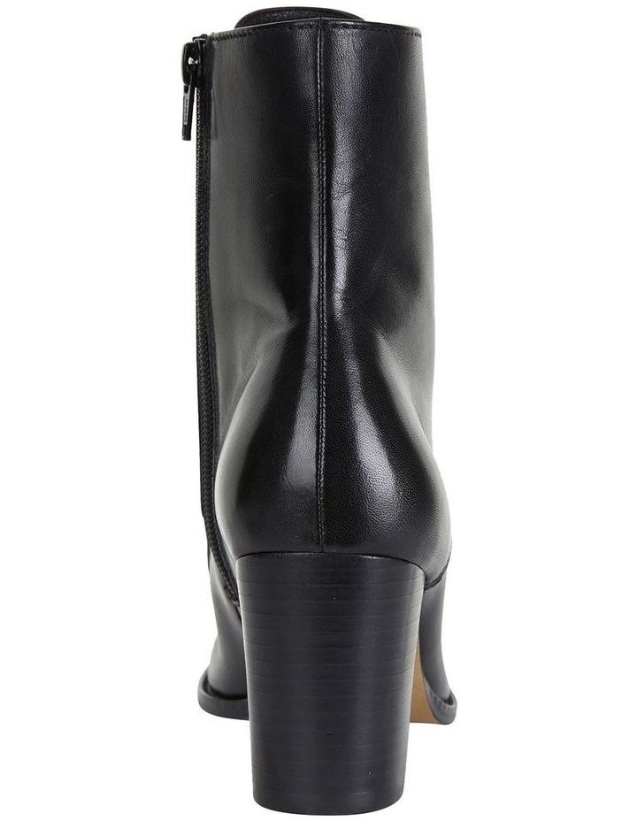 Jane Debster Token Black Hi-Shine Boot image 5