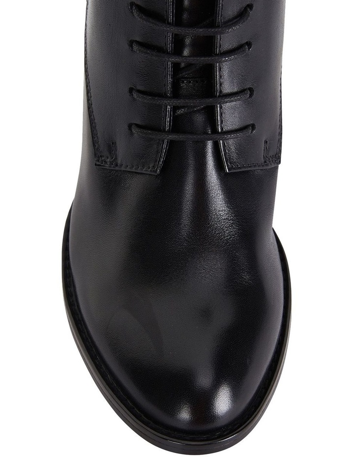 Jane Debster Token Black Hi-Shine Boot image 7