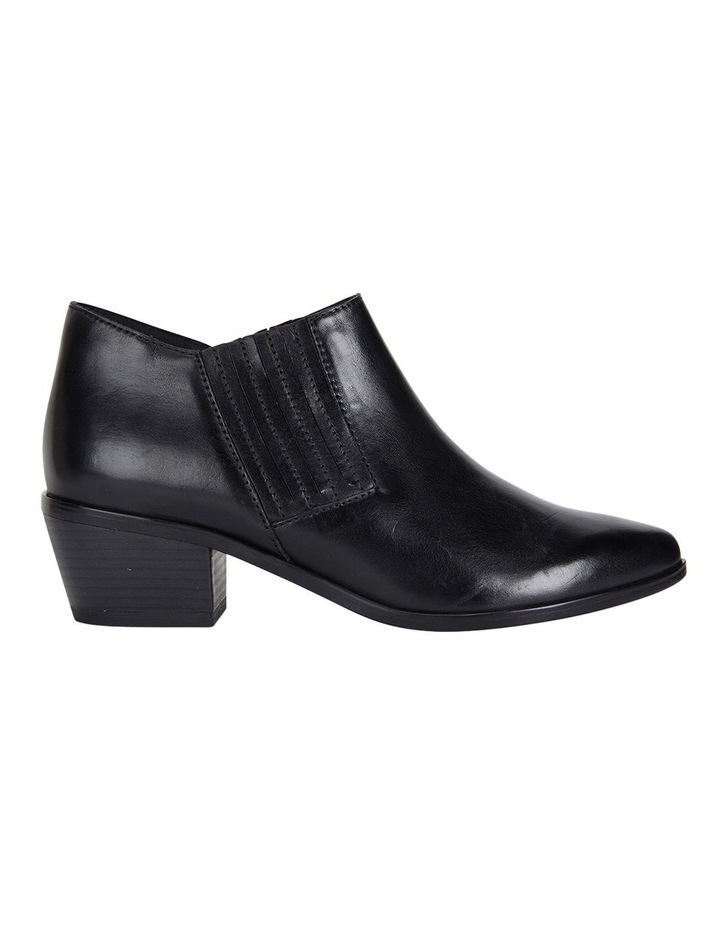 Jane Debster Society Black Hi-Shine Boot image 1