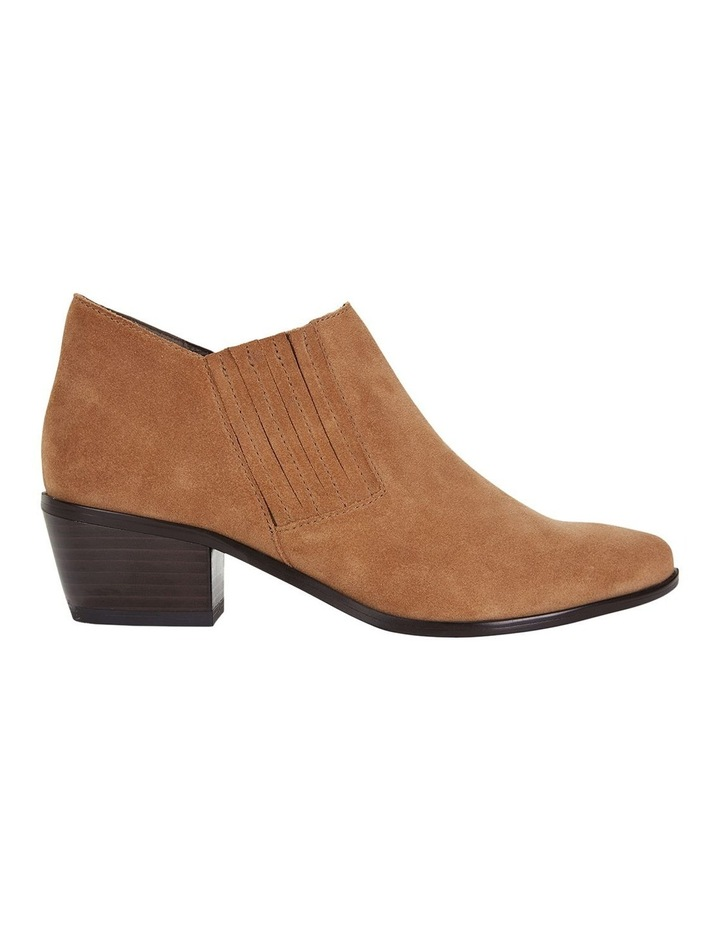 Jane Debster Society Tan Suede Boot image 1