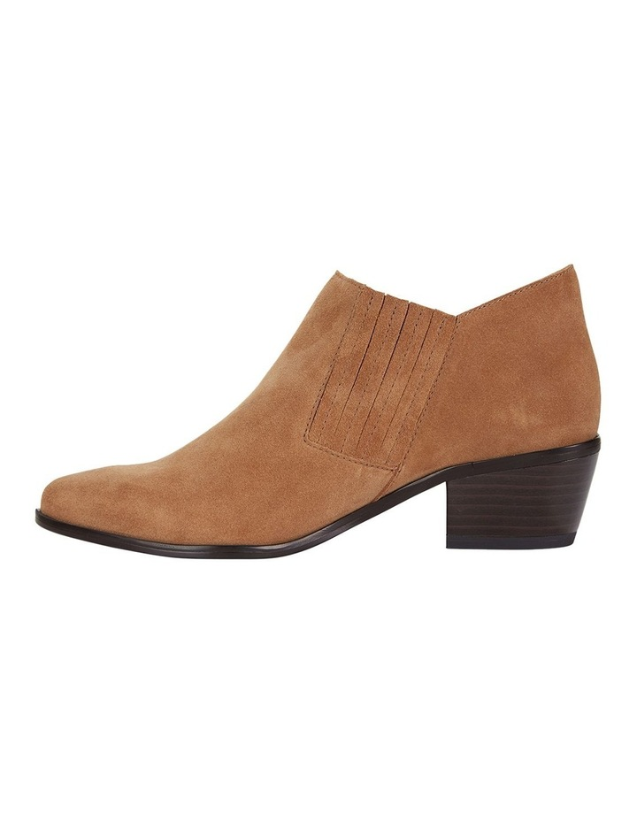 Jane Debster Society Tan Suede Boot image 3
