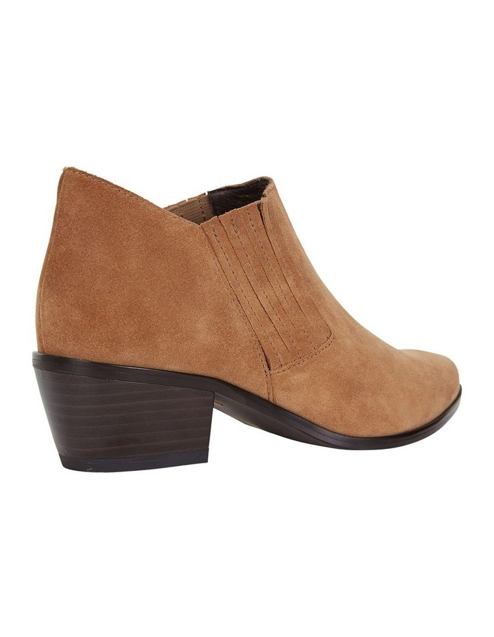 Jane Debster Society Tan Suede Boot image 4